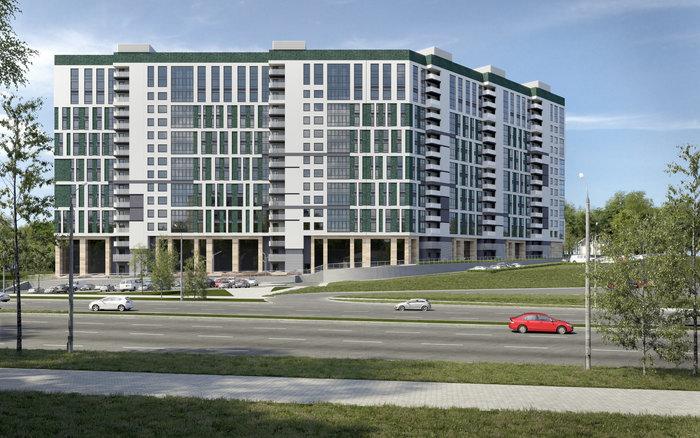«НикаПроект» выставил на продажу первые 20 квартир нового ЖК на пересечении проспектов Жукова и Дзержинского. Цена за метр — от $ 14809