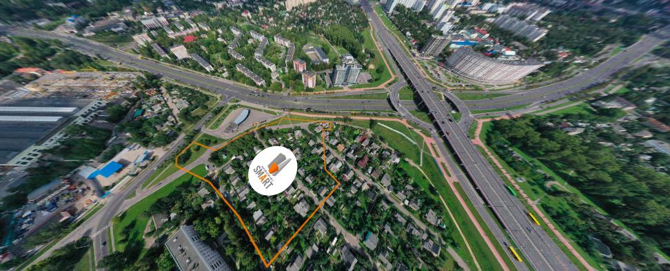 Вот какой жилой комплекс построят возле развязки проспектов Жукова и Дзержинского6