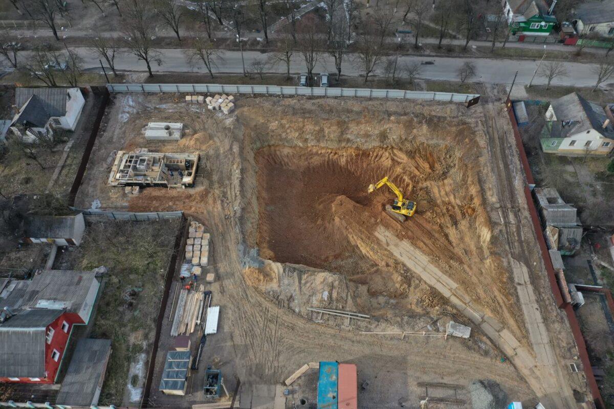 Фотоотчет 07.02.2020 о строительстве