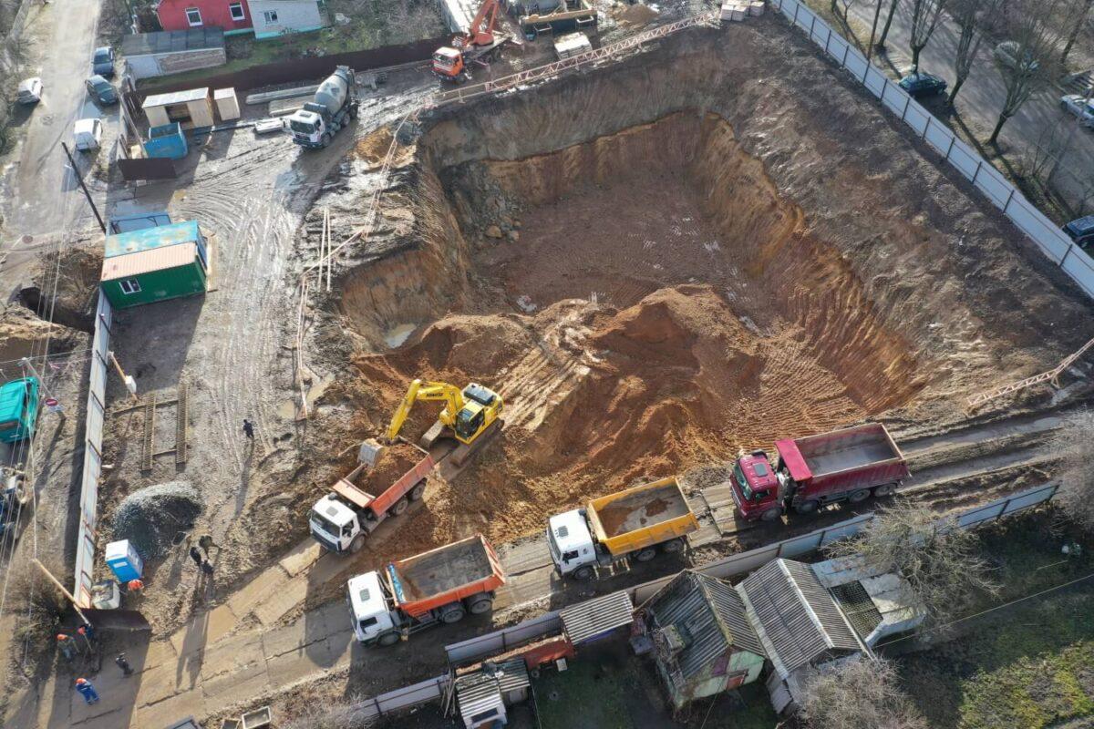 Фотоотчет 11.02.2020 о строительстве