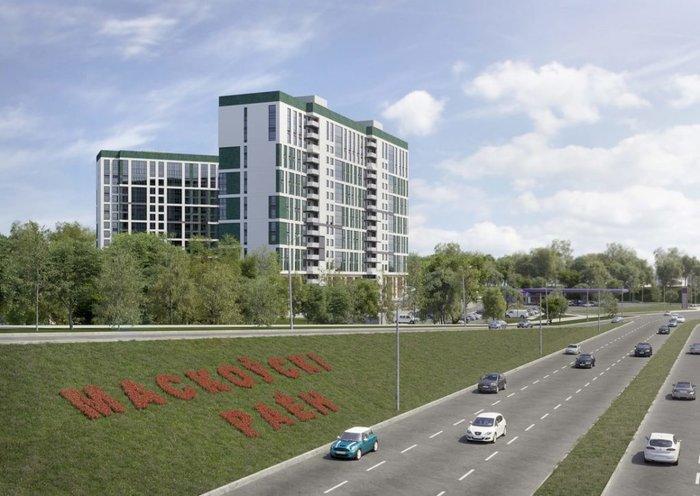 Застройщик выставил на продажу сразу 377 квартир в многоэтажке в районе метро «Михалово».